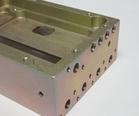 RF & Microwave Machined Components